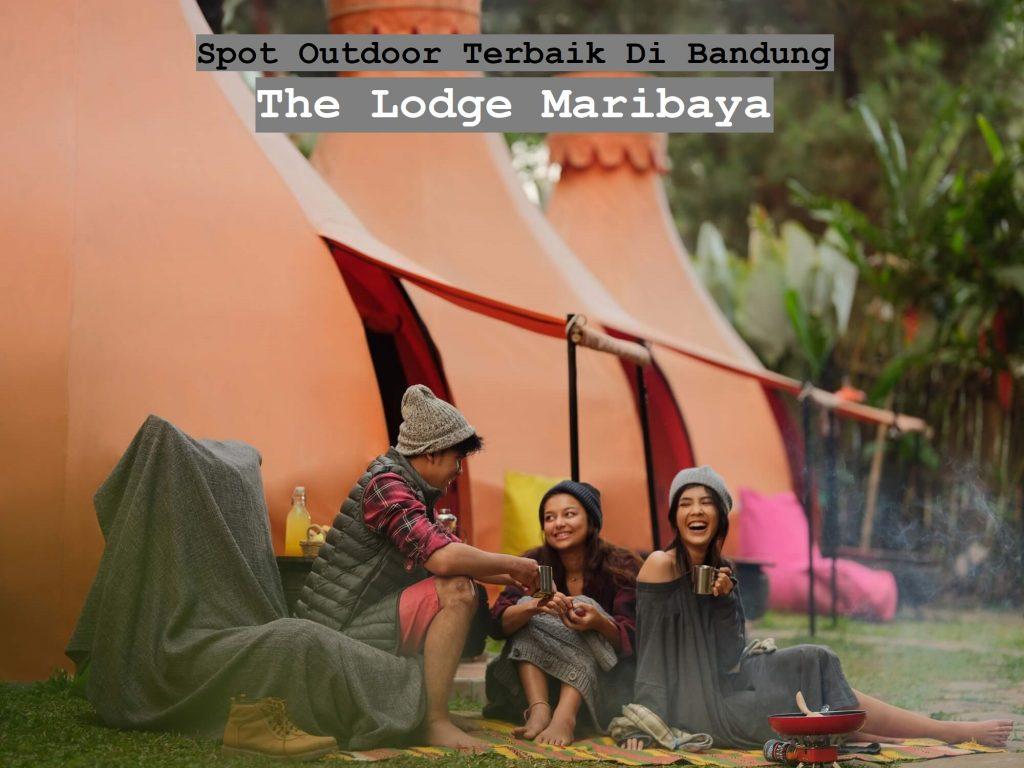 Spot Outdoor Terbaik Di Bandung The Lodge Maribaya